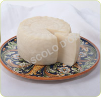 Pecorino White Fresh Sheep's Cheese